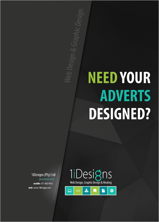 1iDesigns - Advert Design