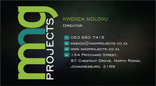 1iDesigns - Business Card Design