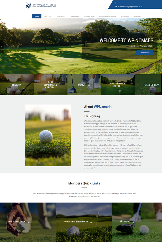 1iDesigns - Web Design WordPress Website